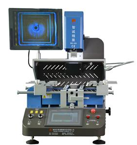 laser soldering machine led tv mother board repair bga rework station