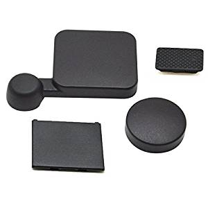 Goliton Sports Camera Accessories Kits Camera Lens Cap + Housing Case Cover + Battery Cover + Back Cover for Gopro Hero 3+