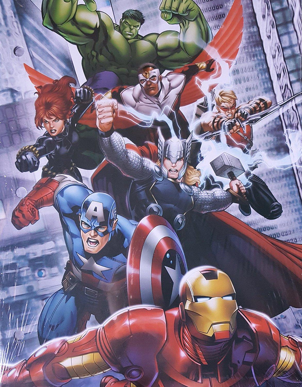Avengers Assemble School Bundle