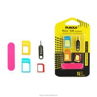Best Selling Micro SIM Nano SIM Card Adapter For mobile phone