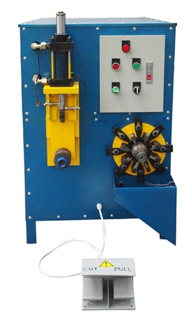 low price Wasted metal car motor rotor shredder/Scrap truck motor rotor stators recycling machine for sale in Netherlands