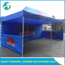 Outdoor 3x6m Rectangular Tradeshow Event Aluminum Canopy And Tent
