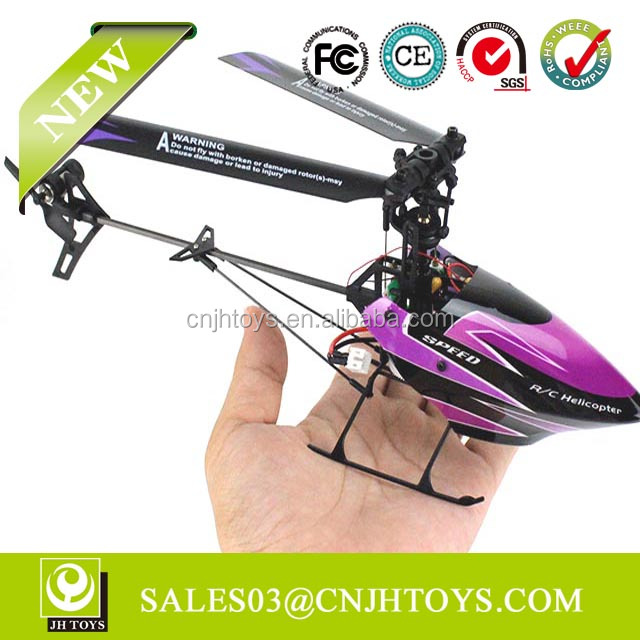 New Arrival! WL Helicopter Toys 2.4G 4CH Single Blade RC Helicopter V944