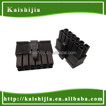 Molex 5557 4 2 12 Pin Female_350x350 molex 5557 4 2 12 pin female power supply connector for wire