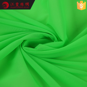 N8 Textiles Products Chiffon Indian Raw Silk Fabric For Tie