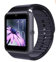 Wholesale GT08 Smart Watch for Apple,Android with Remote Control Camera