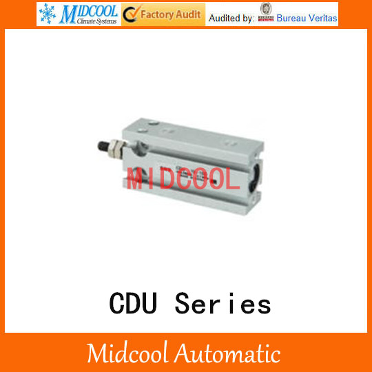 CDU Series Water or Air Pneumatic Engine Multi Position Lock Hydraulic Cylinder