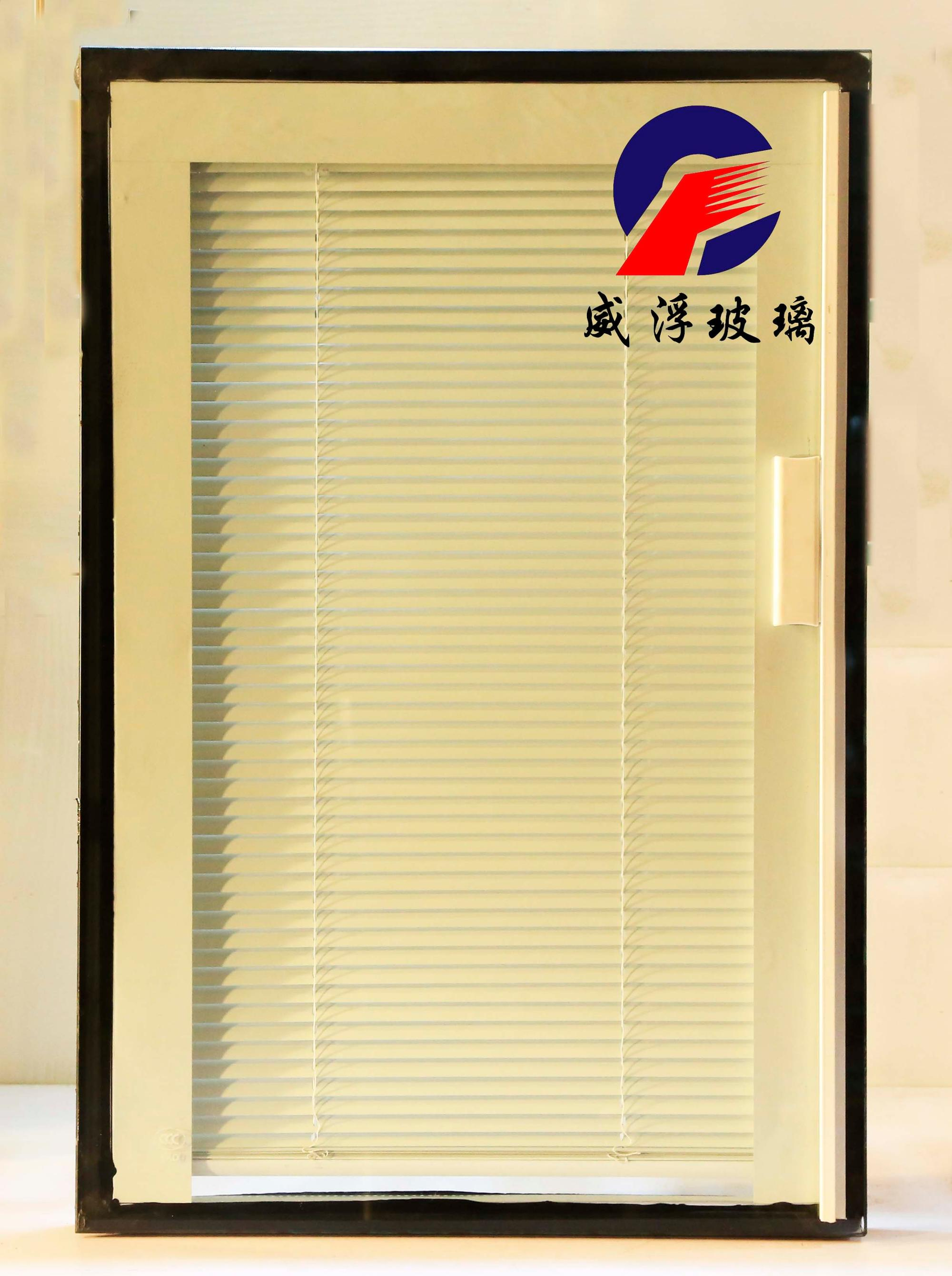 aluminum blind roller in double glazing glass for window ,door