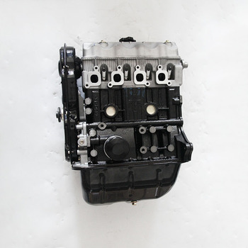 Aluminum Cast iron 4 Cylinder 465QA bare engine assembly for DFSK