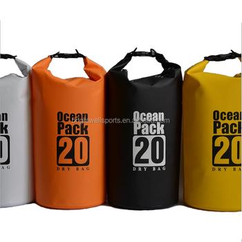 Custom Wet Dry Swim Bag Manufacturer Ocean Park 10l 20l Thailand Product On
