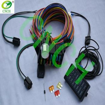 oem gm wiring harness 14 circuit wire harness fuse box street hot rod wiring car truck  wire harness fuse box street hot rod