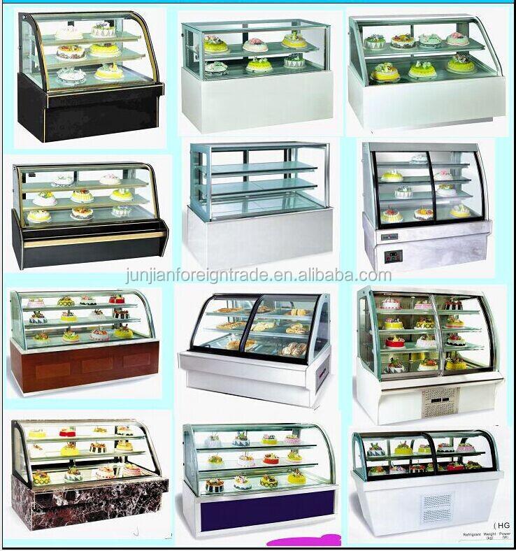 Cl428flx4 Bakery Equipment Vertical Mini Cake Display