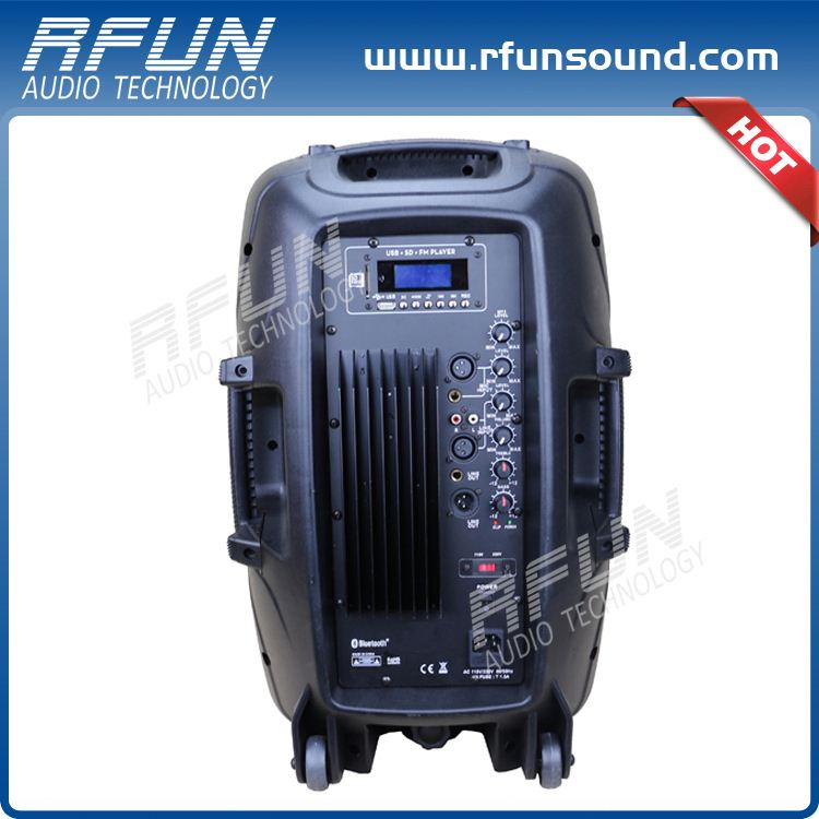 Good Reputation factory directly karaoke speaker box