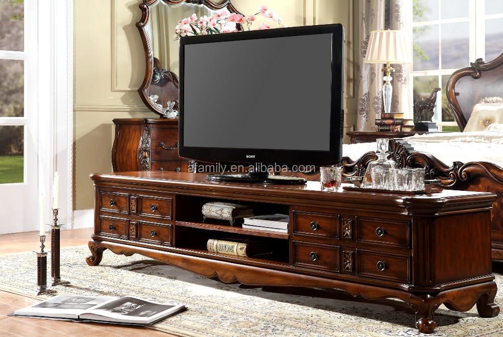 Muebles para tv en madera americanos - Muebles tv online ...