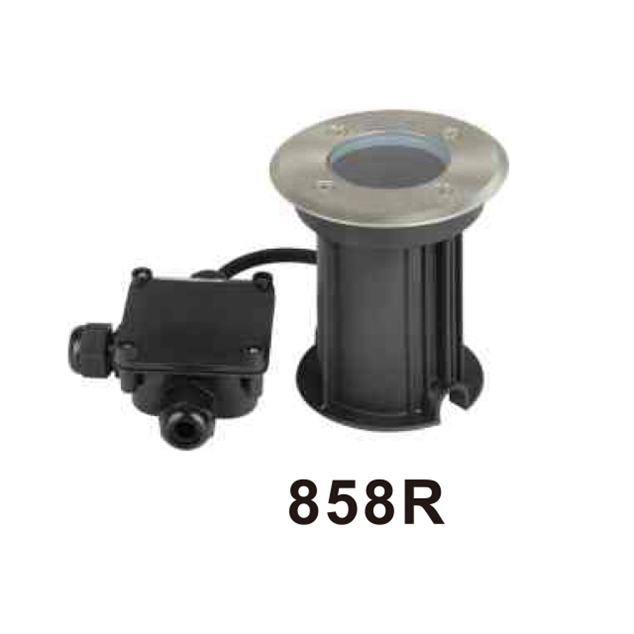 Low voltage ip68 LED rgb ground light submersible lights
