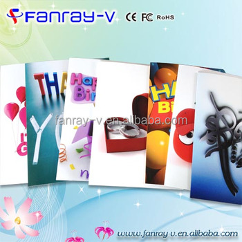 "A4 4.3"" video brochure,handmade brochure,a4 brochure design for company"
