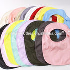 Baby colorful bibs china bulk items kids cotton bibs