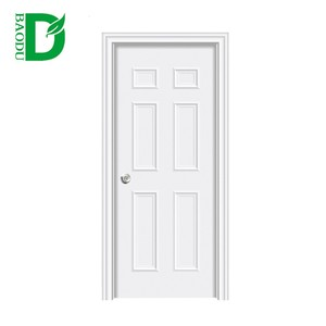 cheap hot sale hollow metal door leaf interior metal door