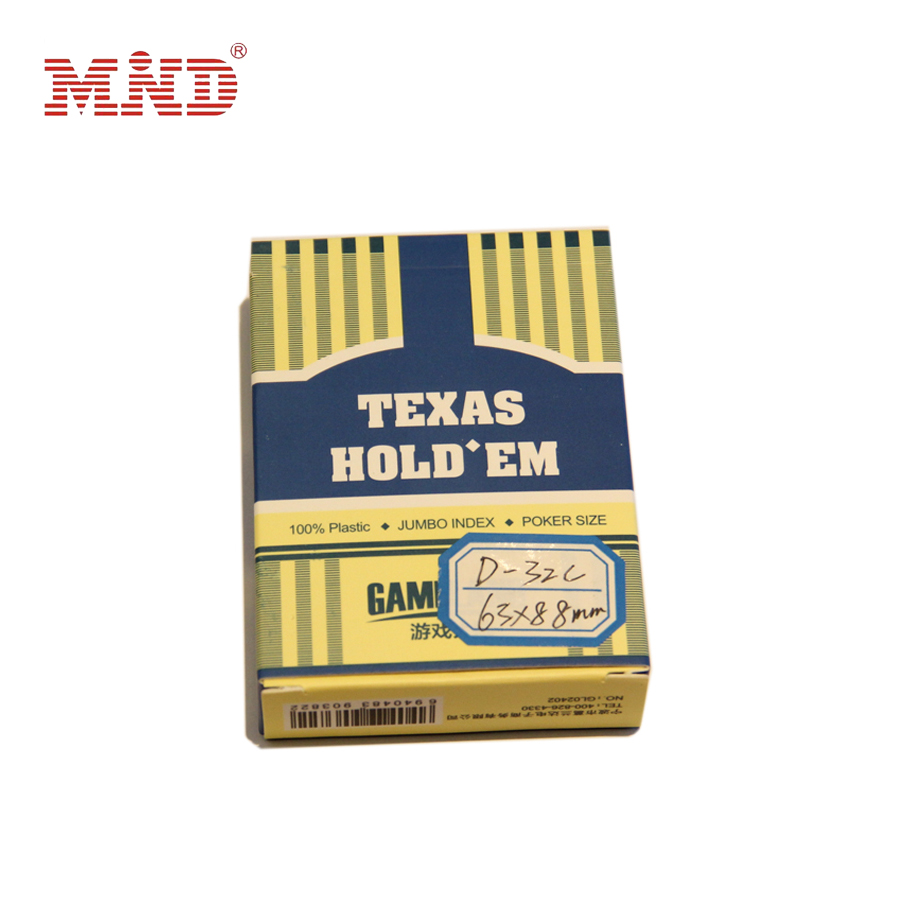 MDCL619 Writable 13.56Mhz rfid playing cards