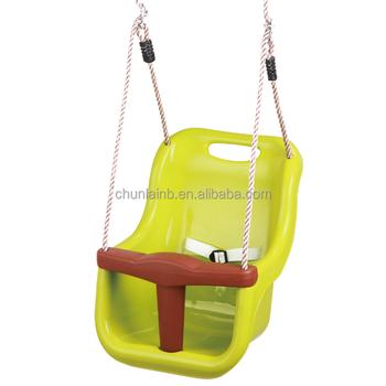plastic garden playset armrest baby hanging basket swing seat buy