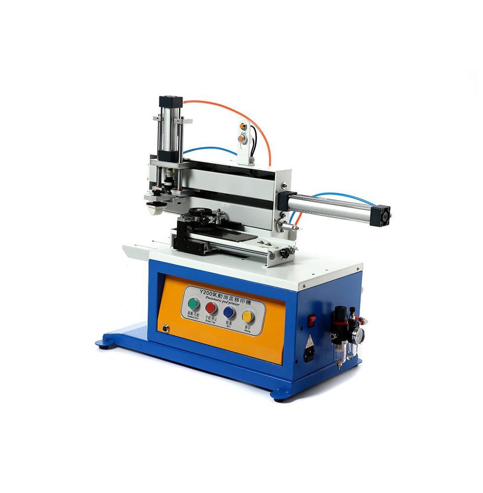 Environmental Desktop Pneumatic Ink Pad Printing Machine Pad Printer - Buy  Pad Printer,Pad Printing Machine,Pneumatic Pad Printer Product on