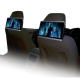Auto Rear seat entertainment 10.6 inch lcd car headrest android monitor