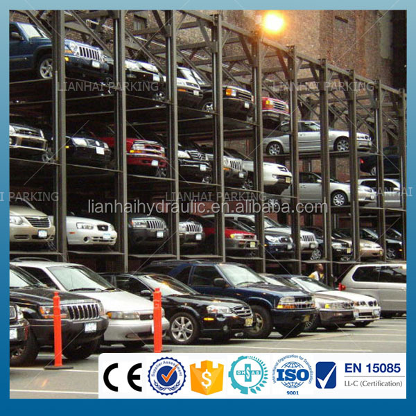 15% off electrical control lifting garage car parking system