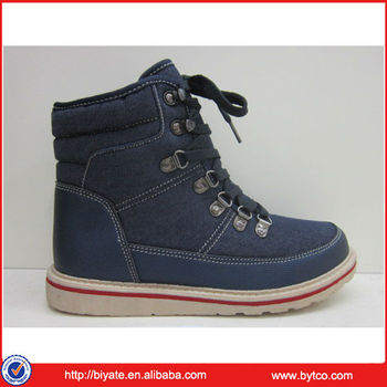 Hot sale high quality winter men boots