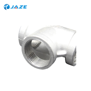 China Manufacturer Custom Tube Equal Tee, Stainless Steel Tee, Y Tee Pipe Fitting