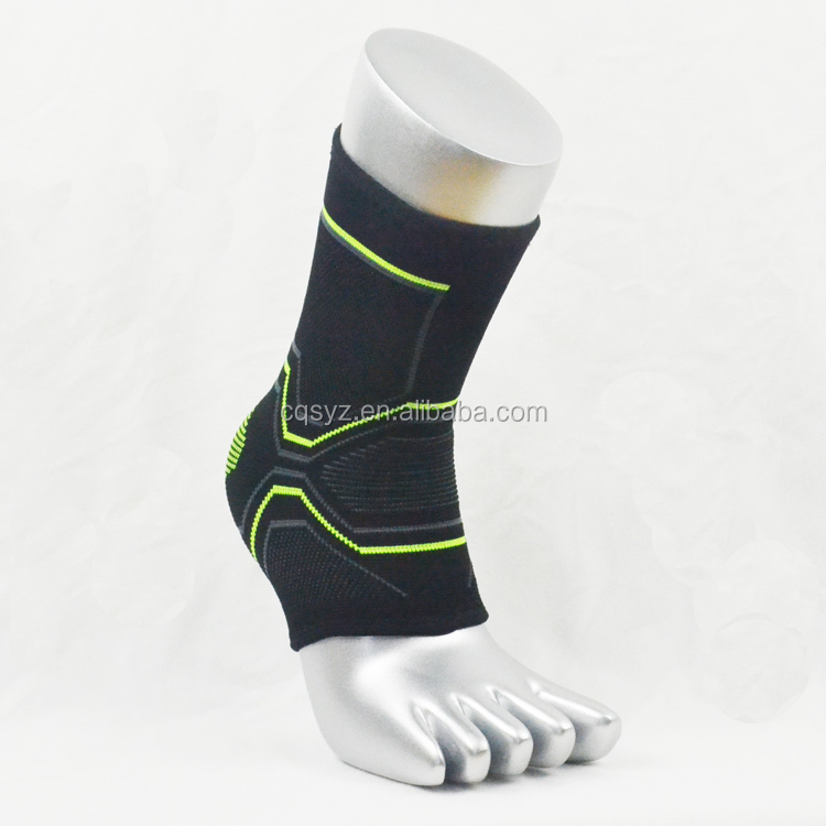 Simple and cheap ankle brace tennis ankle support