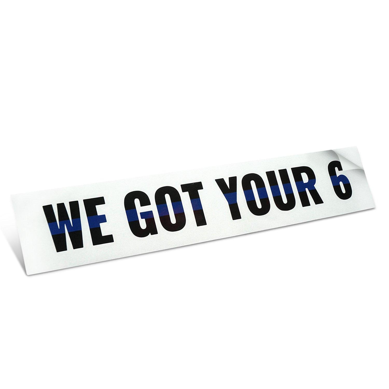 Buy Thin Blue Line Sticker -