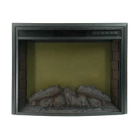1500W cheap electric heater fireplace for decor