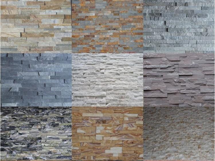 Manufactured Home Wall Panels Slate Veneer Sheet Veneer Rough ...
