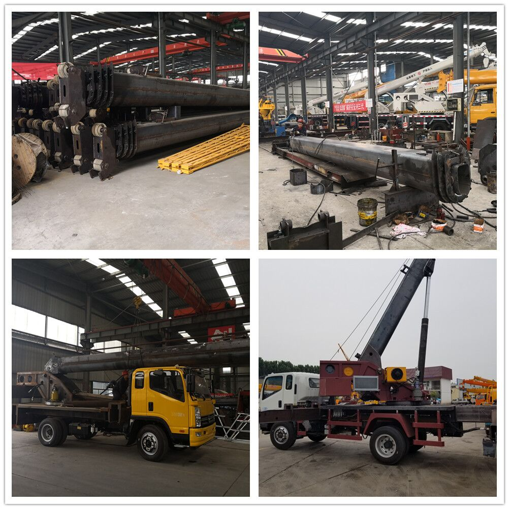 loading 10/12/16/25 tons used truck crane in dubai