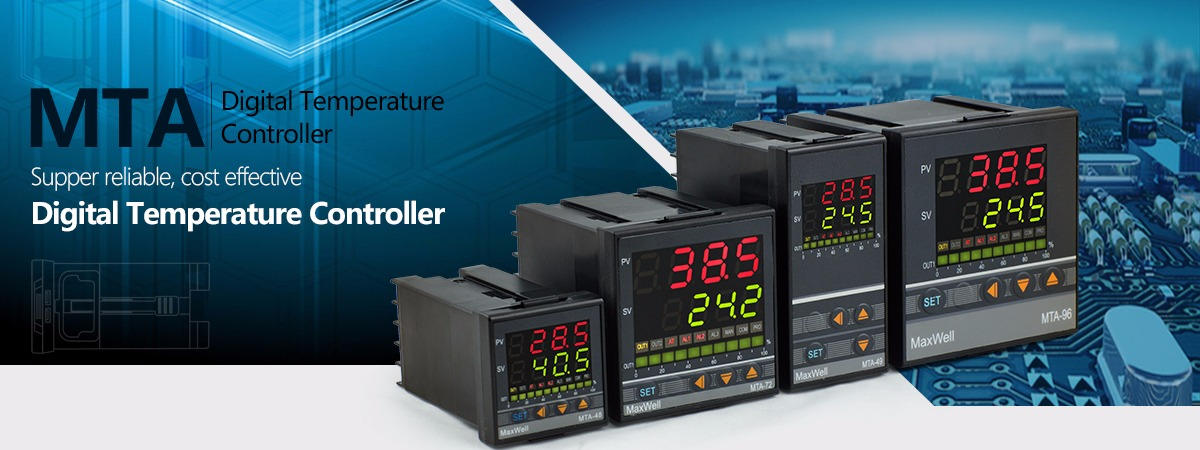 Xiamen Maxwell Electrical Limited - Digital Temperature Controller ...