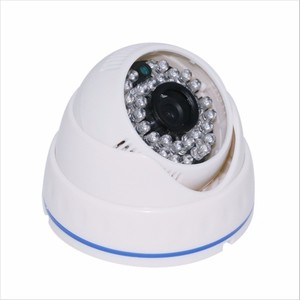 "960P AHD Dome Camera with 1/3"" 1.3 Megapixel CMOS IR-Cut Filter 36pcs IR LEDs"