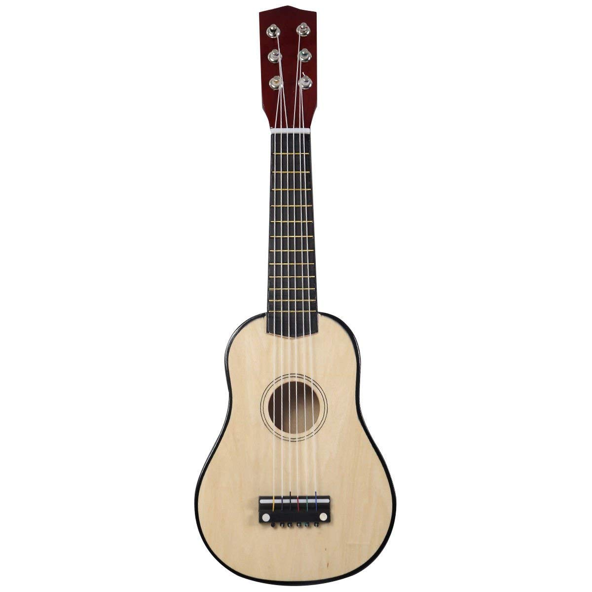 """Costzon New 25"""" Beginners Kids Acoustic Guitar 6 String with Pick Children Kids Gift"""