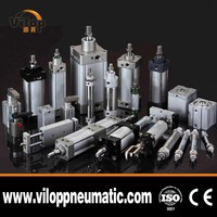 High Speed Easy Adjustment Semi-Automatic Jufan Air Cylinder