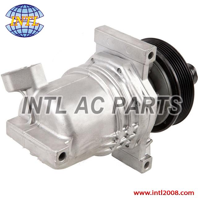 57887 1.8L Free Get AC Compressor for Nissan Tiida /& Versa 2 Year Warranty