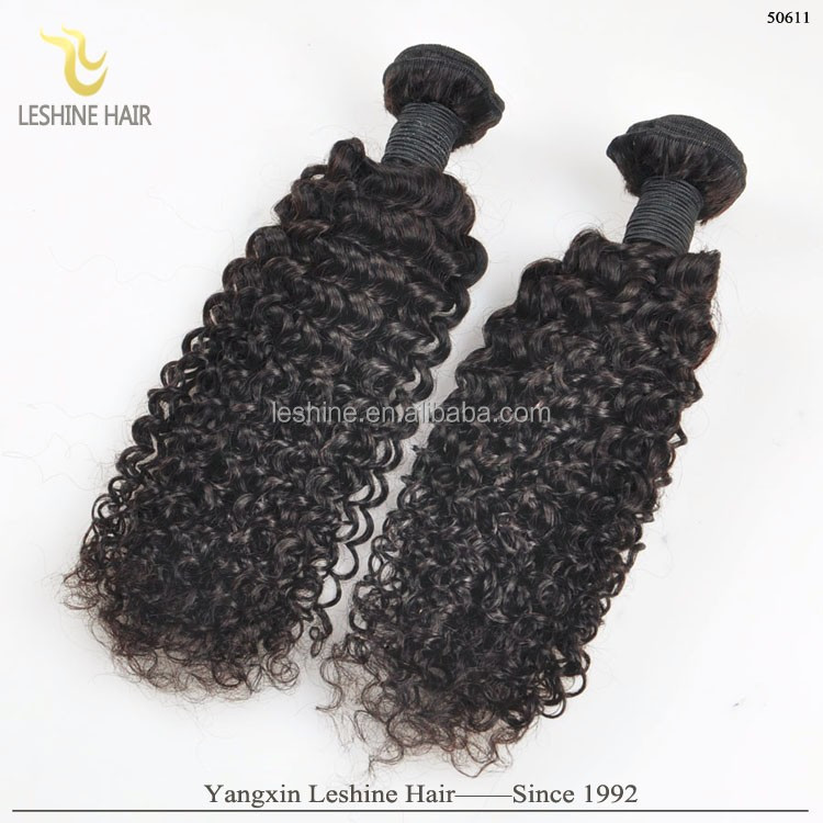 <strong>Thick</strong> And Heathy Ends Wholesale Different Style 100% Unprocessed Vrgin Remy Malaysian Curly Hair Weft