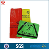 Clinical Waste Bag Medical Specimen Transport Bag For Hospital