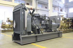 Hot selling open type 250Kva diesel generator