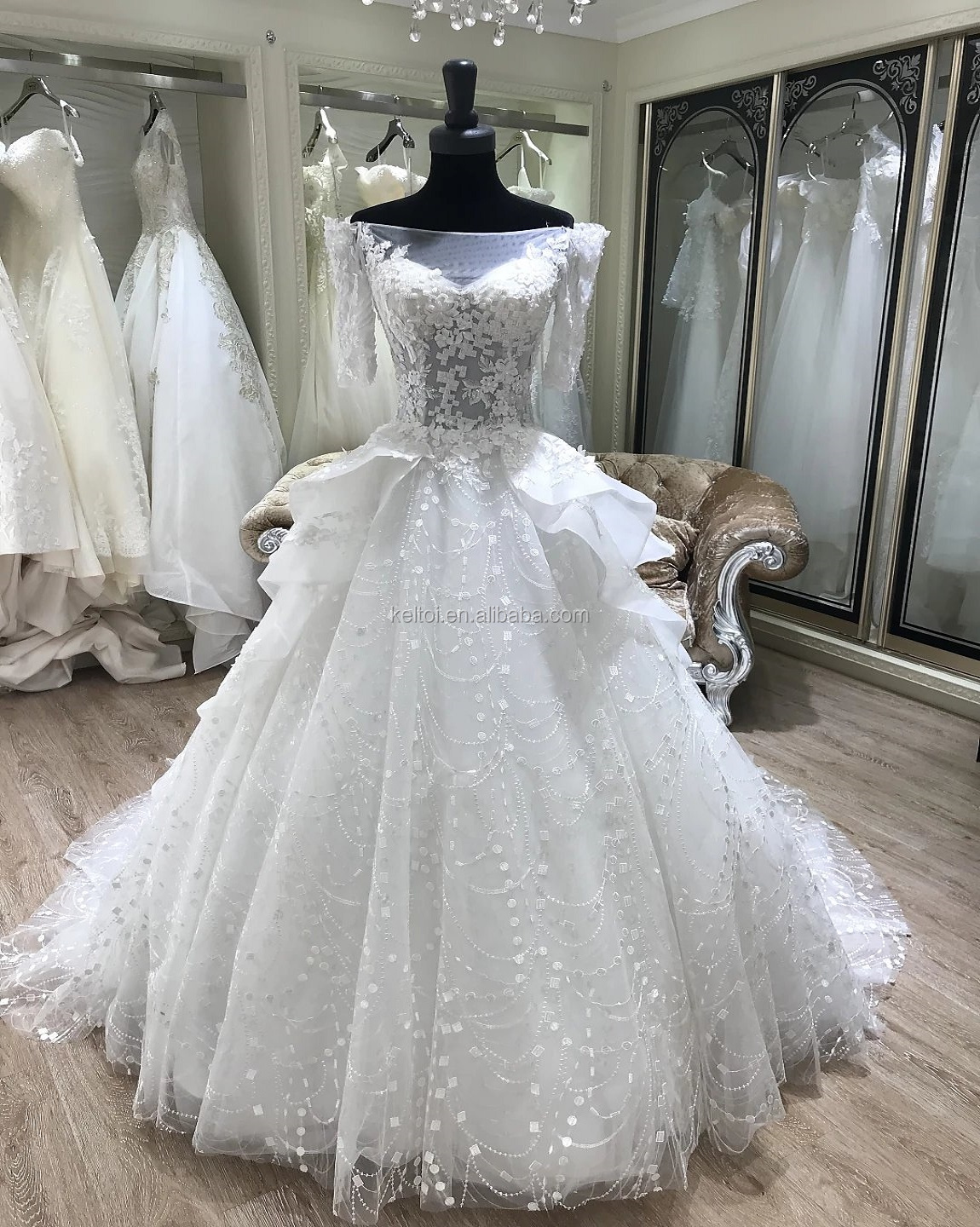 2018 Cheap Price Turkish Ball Gown Wedding Dresses - Buy Turkish ...