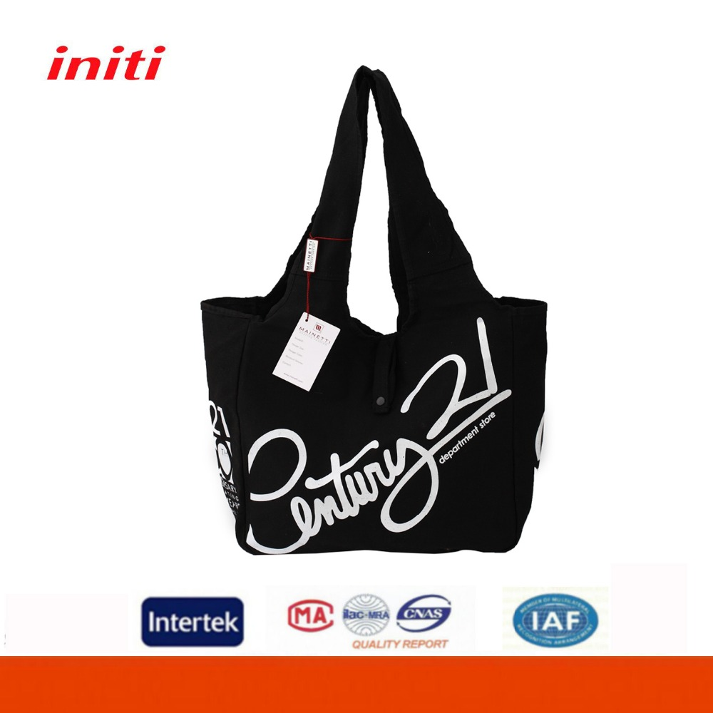 Hot Sale Durable Customized Logo Canvas Bags