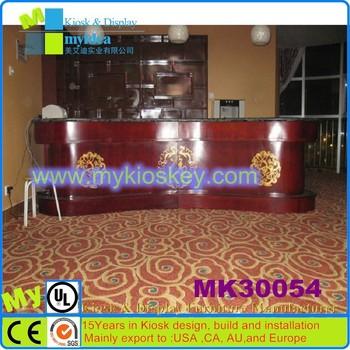 high quality modern design customer service counter