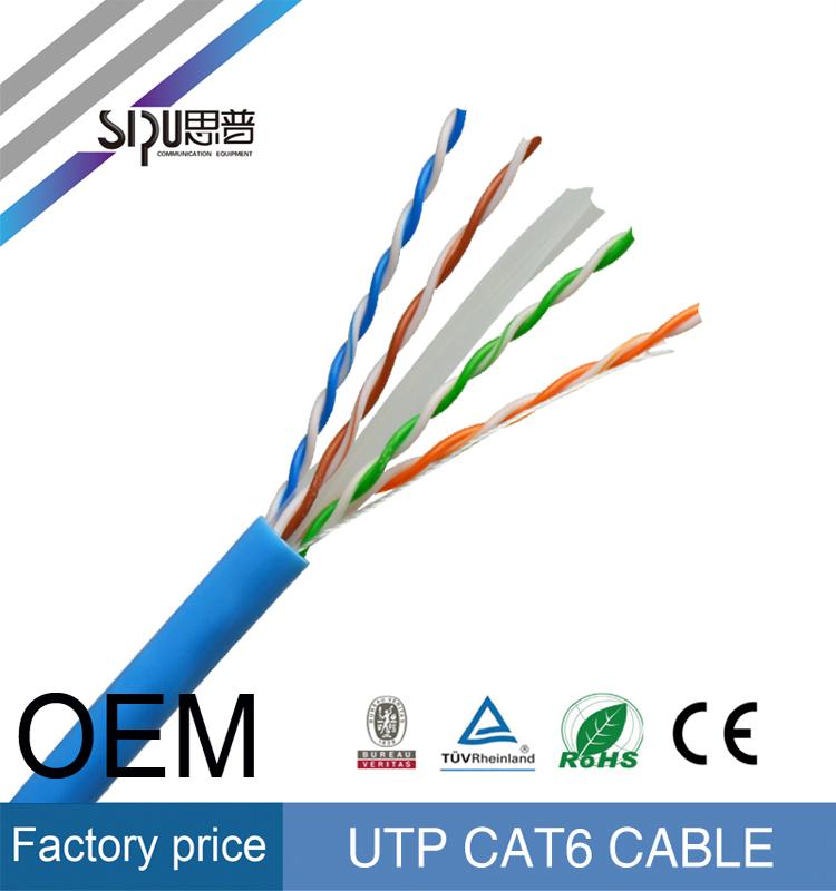 Sipu Computer Communication Types 305m 4 Pair Utp Cat6 23awg ...