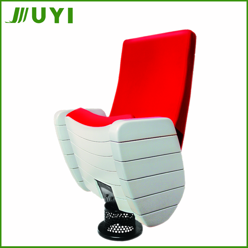 JY-909 Folding Cover Fabric Cinema Seat 4D Motion Used Theater Chair