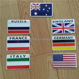 1c96e0c9b768 Car Flag Badge Wholesale