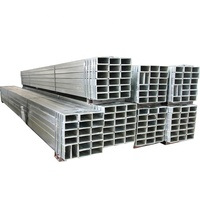 Hollow Section Steel Galvanized Pipe