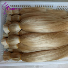 Golden Indian Human Hair Bulk Good Price new products bulk hair for wig making